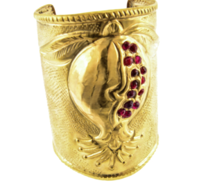 Pomegranate Cuff